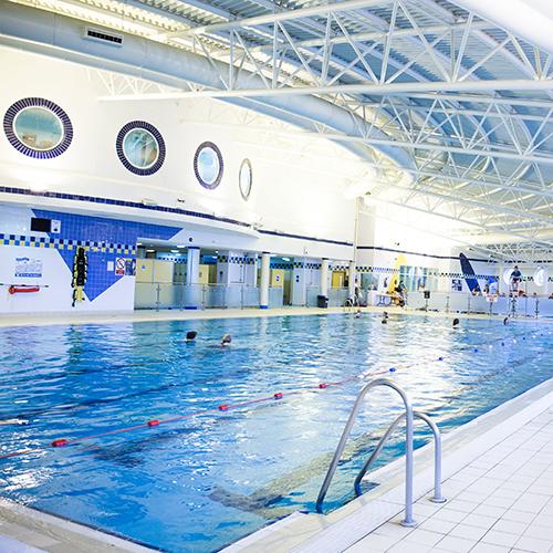 BLC swimming