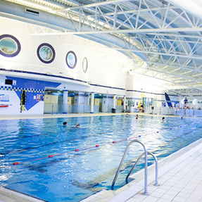 Burntwood swimming pool