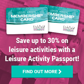 Save 30% off activities with a LAP